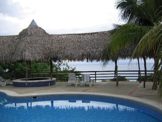 Hotel Las Brisas del Pacifico : Upper Pool