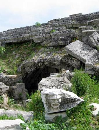 Perge Ancient City : Inside Perge's Stadium