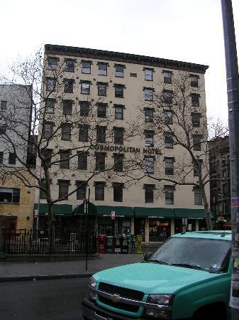 The Frederick Hotel: Cosmopolitan Hotel