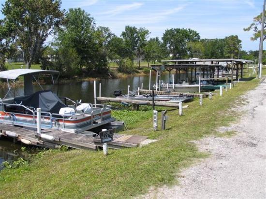 Lake Marian Paradise : boat area