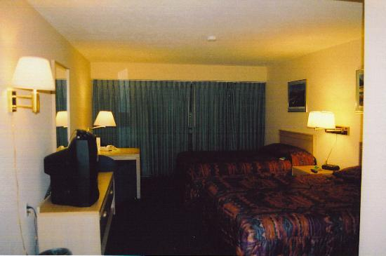 Fairmont Hot Springs Resort: Standard Room