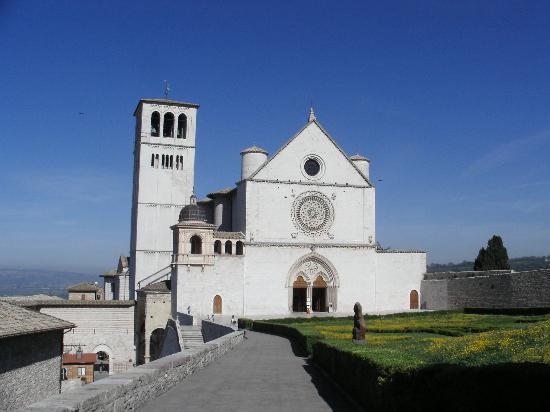 Hotel Umbra: Basilica del S. Francesco (St. Francis)