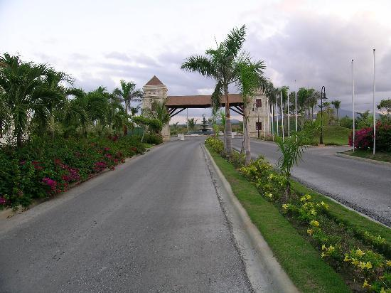 Excellence Punta Cana : The Entrance