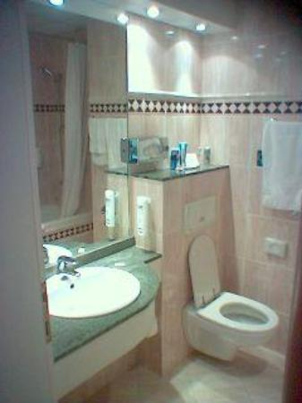 Holiday Inn - Skopje: bathroom room 518