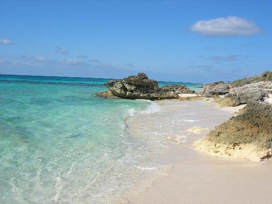 The Valley, Anguilla: Secluded End of Rendevous Bay