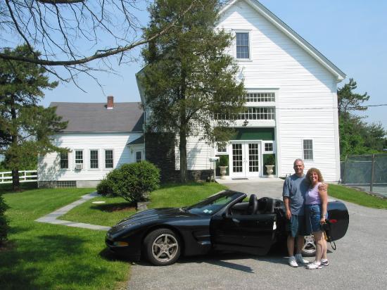 Historic Jacob Hill Inn: Happy Anniversary