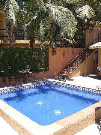 Siesta Suites: pool- inside