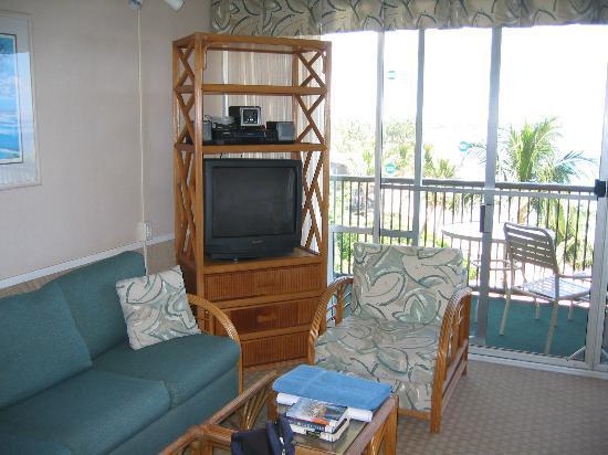 Mana Kai Maui: Another interior shot, 1-bedroom condo