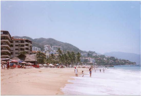 Hotel Posada de Roger: More of the beach
