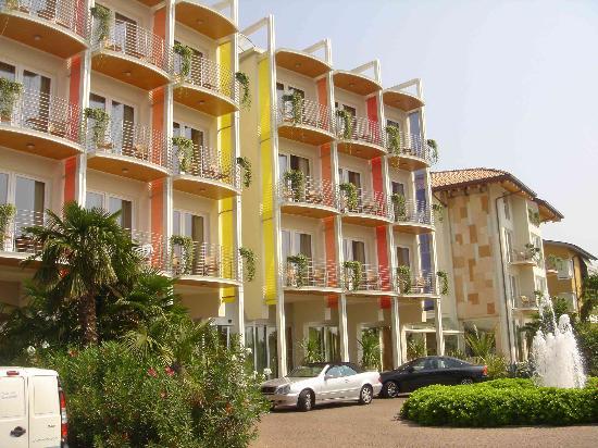 Design Sofa Picture Of Color Hotel Bardolino Tripadvisor