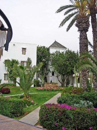 Caribbean Village Agador: views of hotel grounds