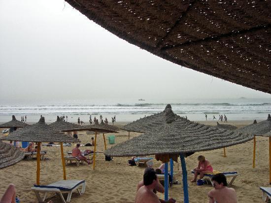 Caribbean Village Agador: occidental own beach area
