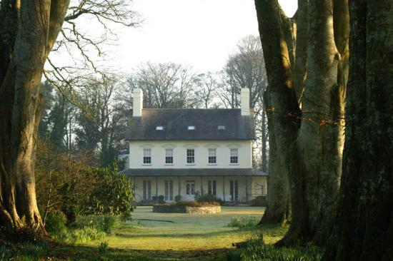Plas Bodegroes: The Hotel