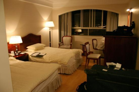 Dynasty International Hotel: typical double room