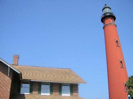 Ponce de Leon Inlet Lighthouse & Museum: The Ponce de Leon Inlet Lighthouse
