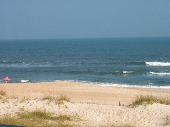 Carolina Beach, Carolina del Norte: No crowds at this beach !