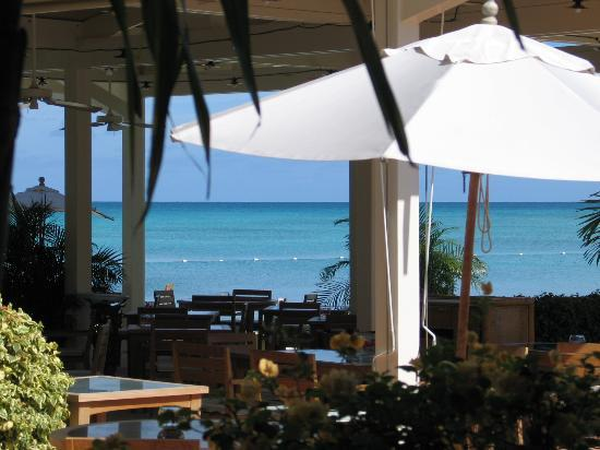 Jumby Bay Island: Lunch at The Verandah