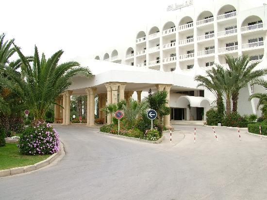 Hotel Kanta: hotel frontage