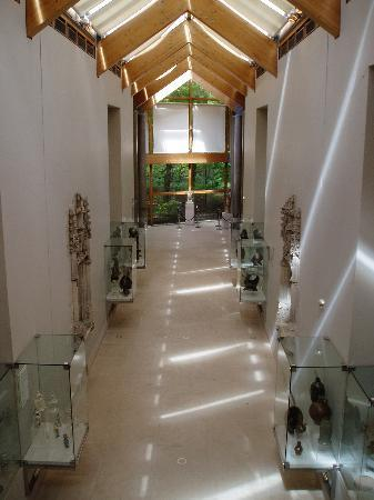 The Burrell Collection: Part of the interior