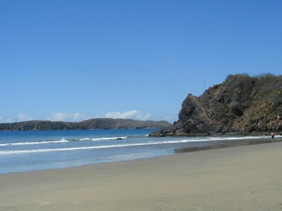 Barra de Navidad, Meksika: Another beautiful beach just around the corner