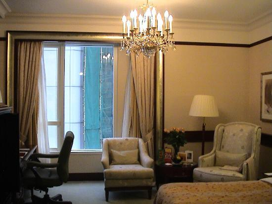 Island Shangri-La Hong Kong: Bedroom view 2