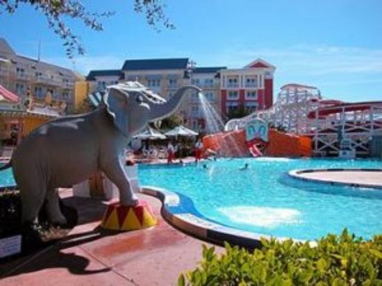 Hotel Disney Spa