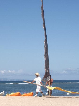 Grand Mirage Resort and Thalasso Bali : Great Watersport at Grand Mirage