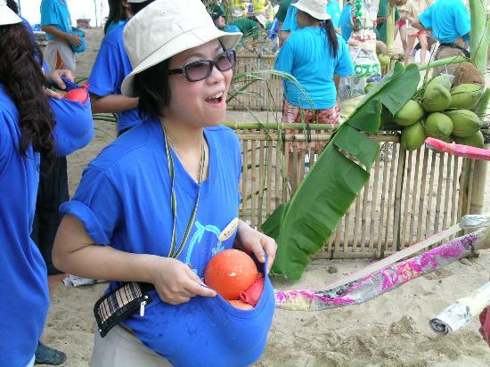 Grand Mirage Resort: A lot of activities at Grand Mirage