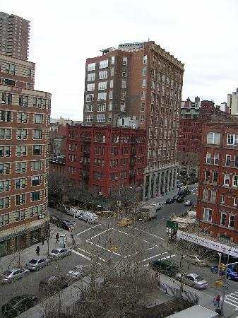 Cosmopolitan Hotel - Tribeca: View from Cosmo