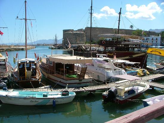 The Ship Inn: Kyrenia Harbour