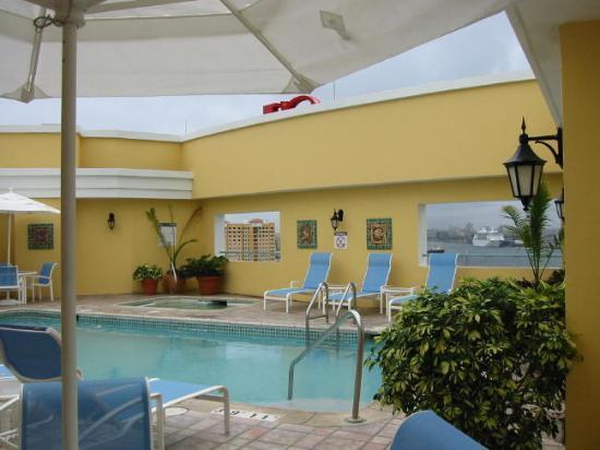 Sheraton Old San Juan Hotel: Another pool view