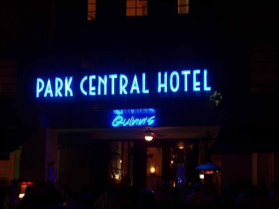 公園中央飯店照片