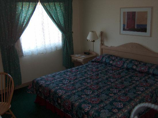 Lakeview Inns & Suites – Miramichi : Bedroom