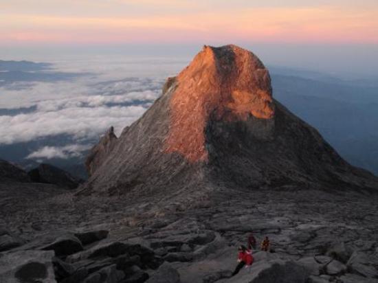 Mount Kinabalu: Peak View