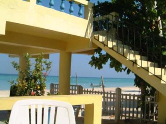 White Sands Negril: View from Bar Patio