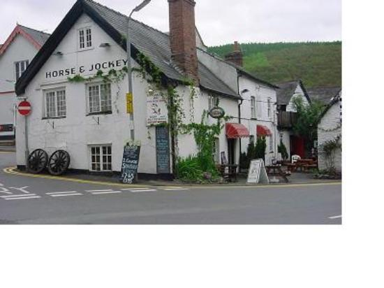 Knighton, UK: Horse & Jockey Inn