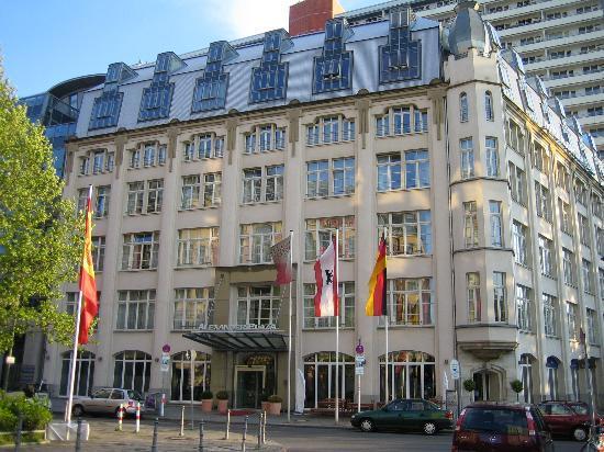 Hotel Alexander Plaza Berlin Tripadvisor