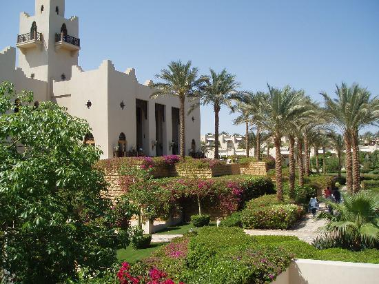 Four Seasons Resort Sharm El Sheikh : the back door