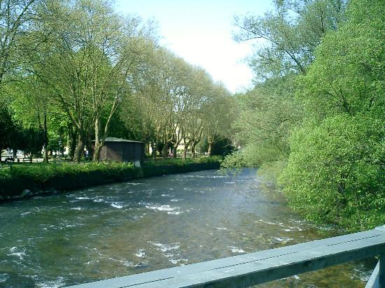 The river elz foto van waldkirch baden w rttemberg for Designhotel waldkirch