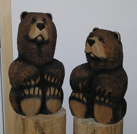 "Buffalo Sage Bed & Breakfast: ""Into The Woods"" Friendly Bears"