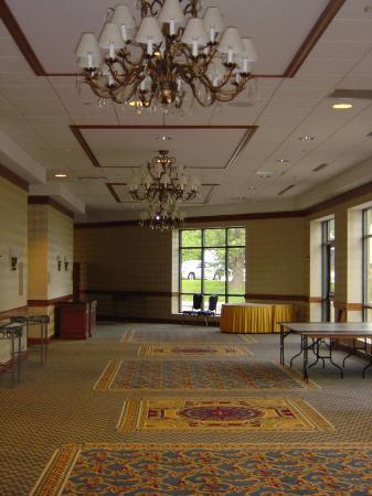 Crowne Plaza Hotel Philadelphia - King of Prussia : The ballroom.