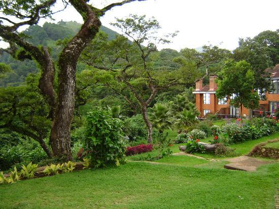 Zomba, Malawi: Kuchawe Inn Garden