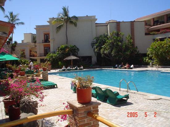 Hotel Playa Mazatlan : View of pool