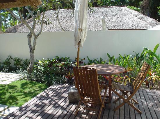 Belmond Jimbaran Puri: garden