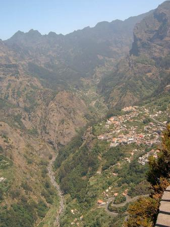Funchal, Portugal: Nuns Valley
