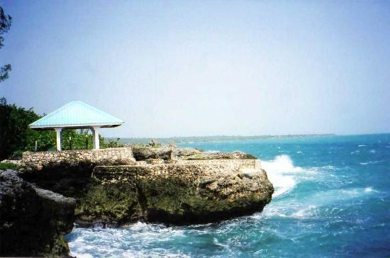 Lookout Cove: The Gazebo Right on the Ocean