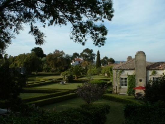 Quinta da Capela: the hotel and grounds