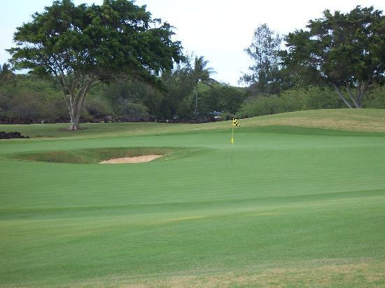 Four Seasons Resort Hualalai Golf Course