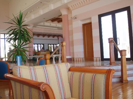 Hyatt Regency Sharm El Sheikh Resort: Reception area
