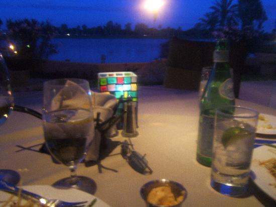 Pinon Grill at Night